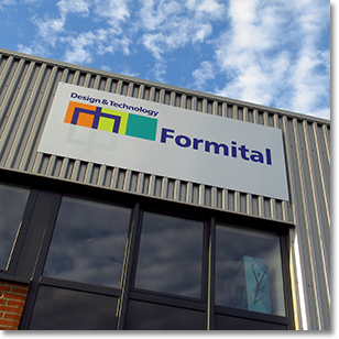 Formital-detail pand transportweg
